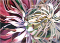 "Donna Gallant, ""Organized Chaos,"" 2014"