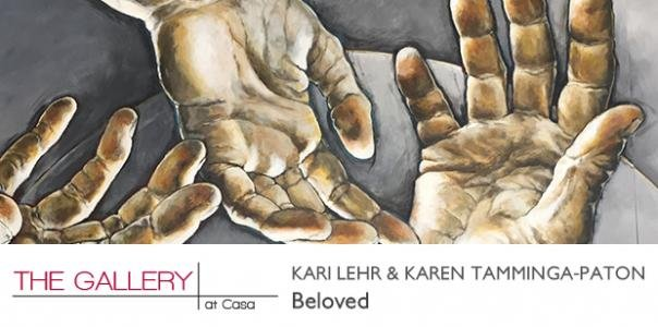 "Kari Lehr & Karen Tamminga-Paton, ""Beloved,"" 2018"