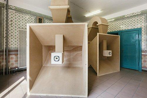 "Kevin Schmidt, ""DIY HIFI,"" 2014–16"