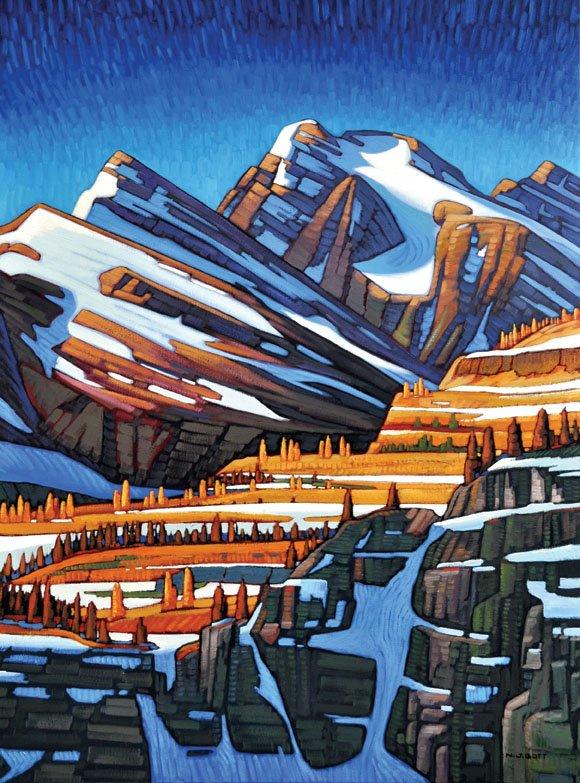 """Davis Peak"""