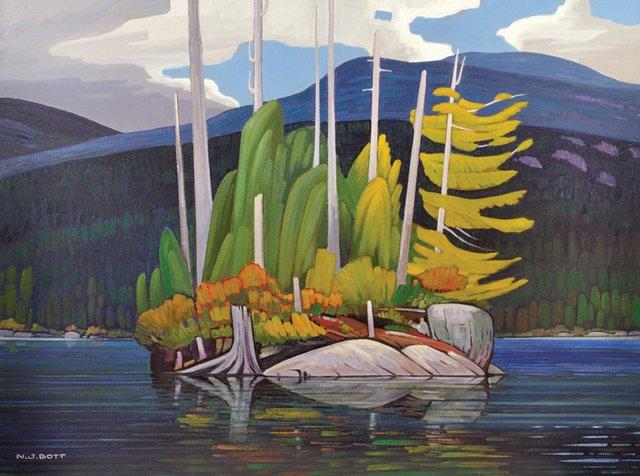 """""""Buntzen Lake"""""""