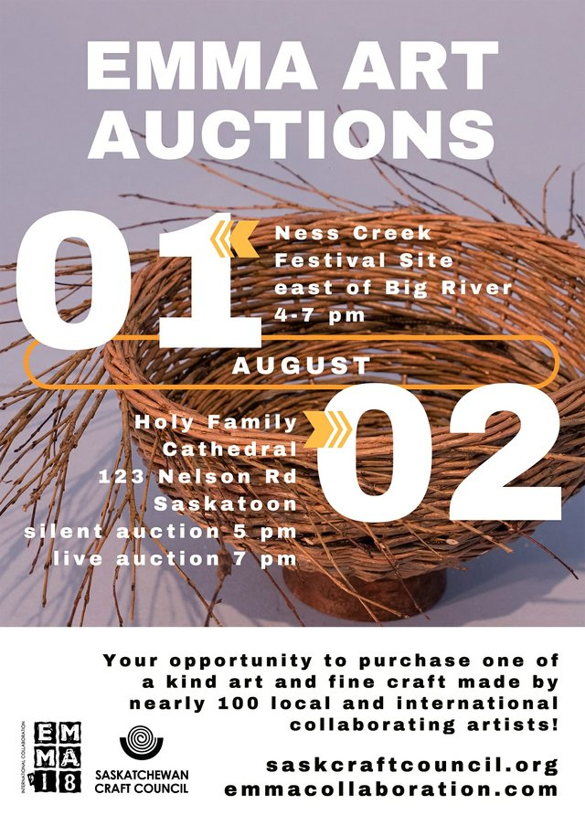 Emma Art Auctions Poster