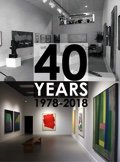 """Artplacement , """"40 Years,"""" 2018"""