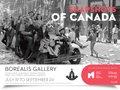 """Borealis Gallery, """"Snapshots of Canada,"""" 2018"""