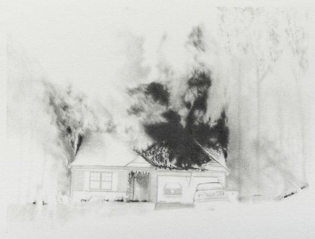 "Gwenessa Lam, ""Brentwood No. 2 (Negative),"" 2017"