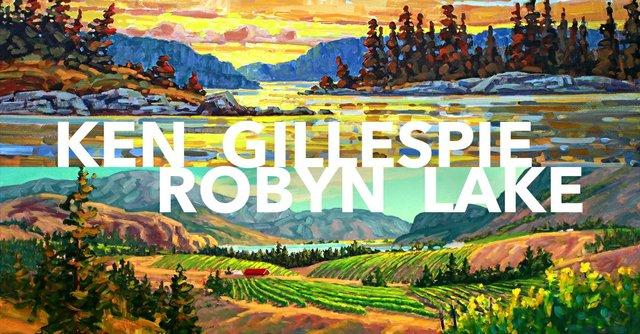 Ken Gillespie & Robyn Lake