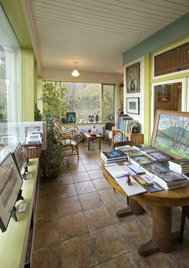 At the home of Mona Fertig.