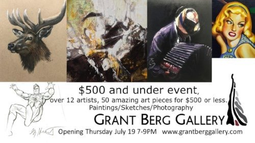 Grant Berg Gallery