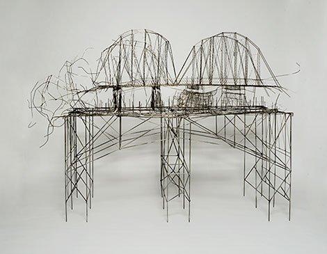 "Alison Norlen, ""Victoria Bridge,"" 2012"