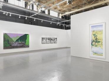 "Equinox Gallery, "" Summer Exhibition, Gallery Artists,"" 2018"