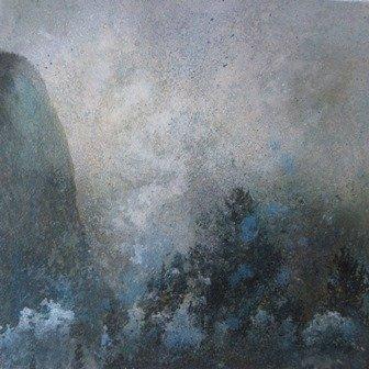 "Allan Harding MacKay, ""Banff Blue #1,"" nd"