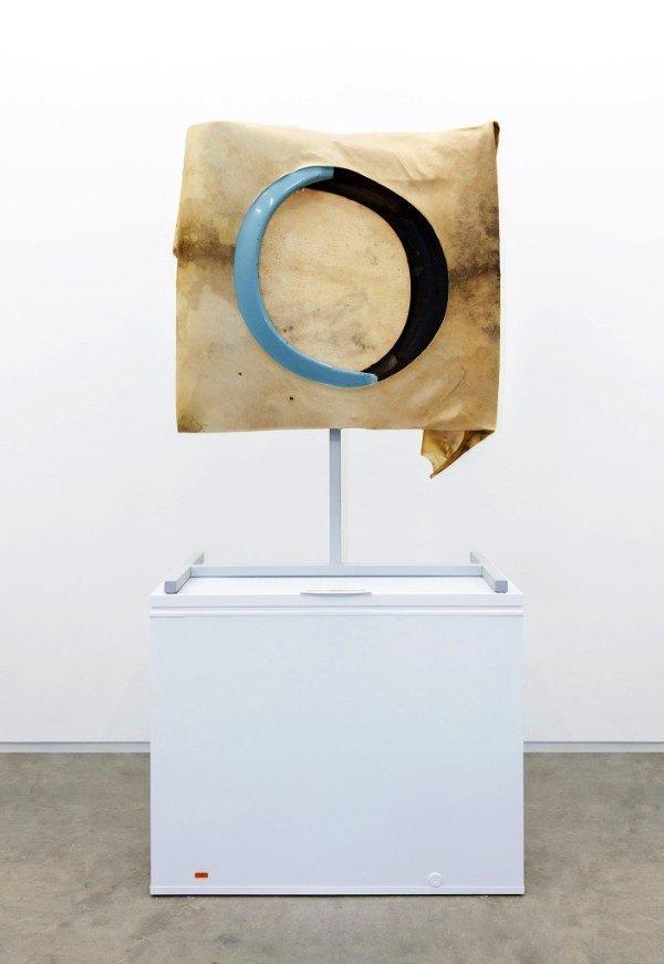 """Brian Jungen, """"Moon,"""" 2013"""