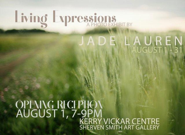 """Jade Lauren, """"Living Expressions,"""" 2018"""
