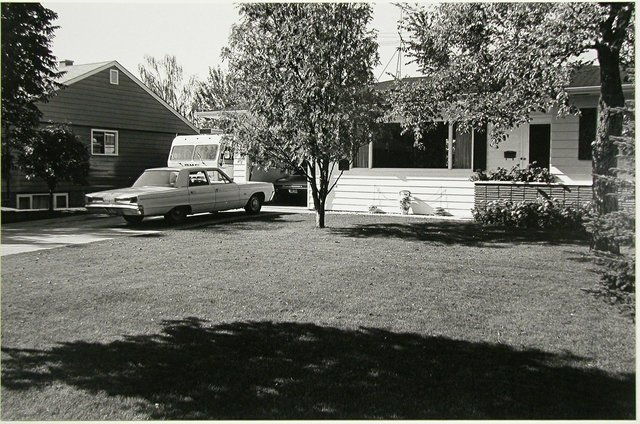 "Hubert Hohn, ""Untitled (Suburban Landscapes),"" 1976"