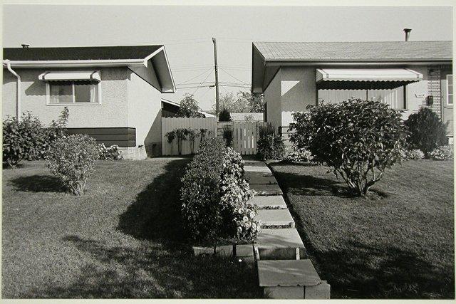 "Hubert Hohn, ""Untitled (Suburban Landscapes),"" 1976"