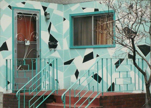 "Hubert Hohn, ""Untitled (Edmonton Entrances),"" 1974"