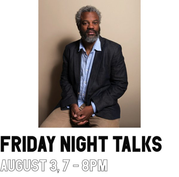 "Hamza Walker at The Polygon Gallery, ""Friday Night Talks,"" 2018"