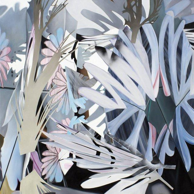 """Fiona Ackerman, """"Physis,"""" 2016"""