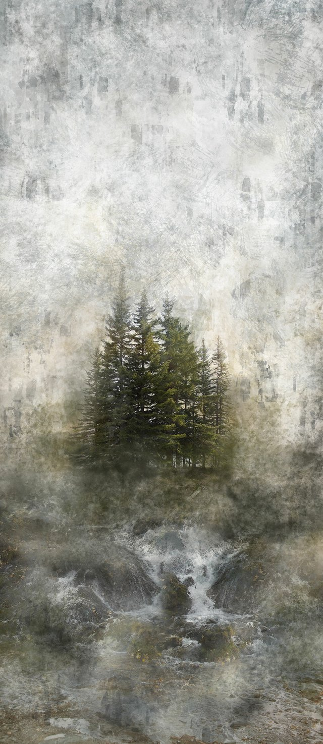 """Kate Mountford, """"Up To The Trees,"""" 2017"""