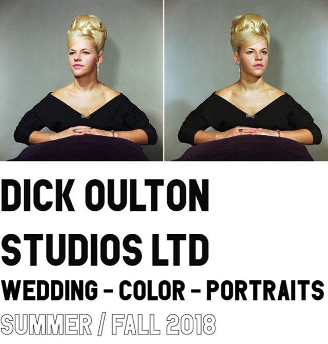 """Dick Oulton, """"Dick Oulton Studio Ltd."""" 2018"""