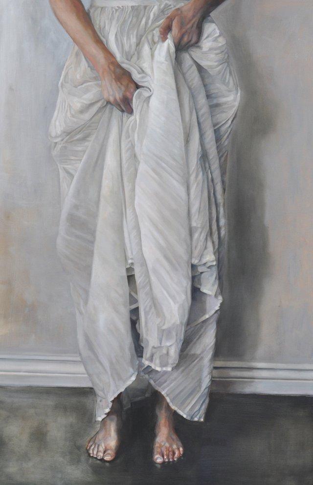 "Kirsty Templeton Davidge, ""Gauze Skirt,"" 2018"