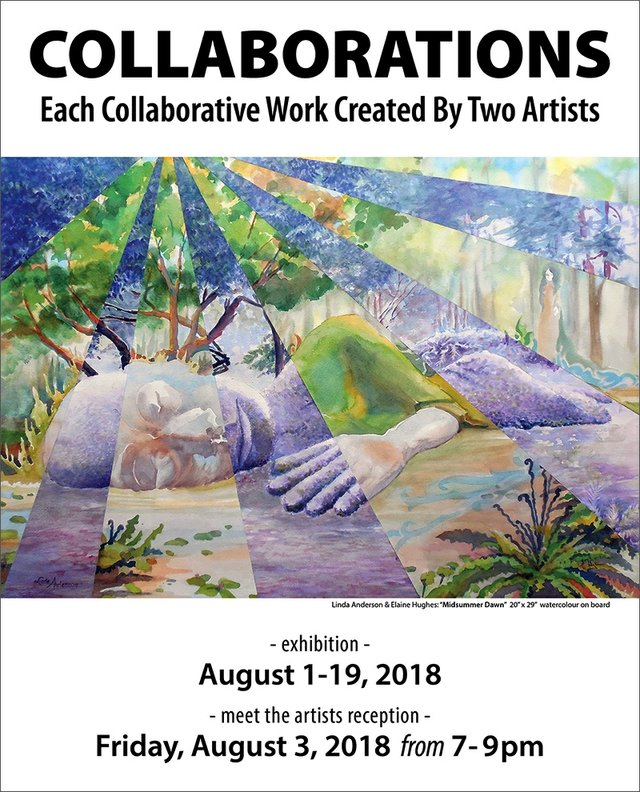 "Coast Collective, ""Collaborations,"" 2018"