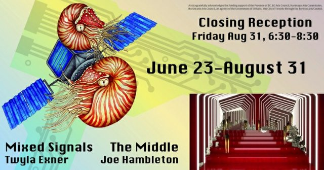 "Twyla Exner, ""Mixed Signals,"" & Joe Hambleton , ""The Middle,"" 2018"