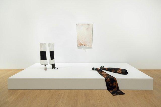 """Walter Scott: Betazoid in a Fog,""  2018, installation view at the Remai Modern, Saskatoon (photo by Carey Shaw)"