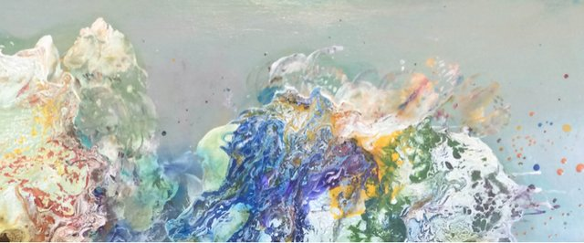 "Janet Strayer, ""Flow,"" 2018"