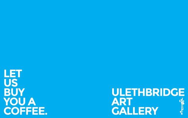 """ULethbridge, """"Coffee's On,"""" 2018"""