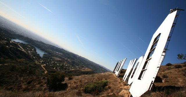 Courtesy hollywoodsign.org, photo by David Livingston/Getty Images.