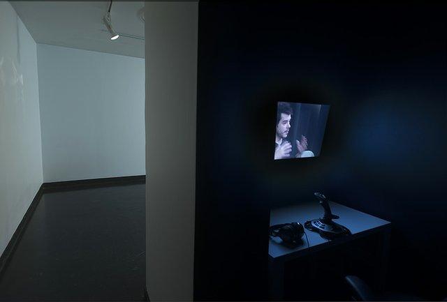 """Reva Stone, """"Console,"""" (2018)"""
