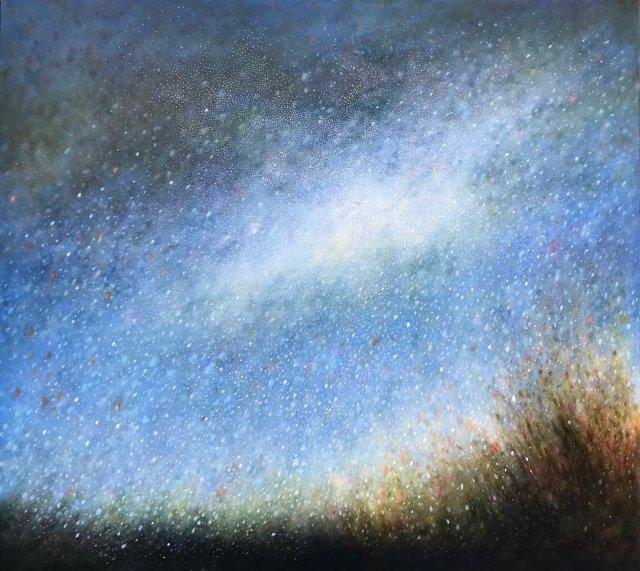 """Sheri Bakes, """"Somatic Wind,"""" 2018"""
