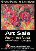 "Caroun Art Gallery, ""Group Exhibition,"" 2018"
