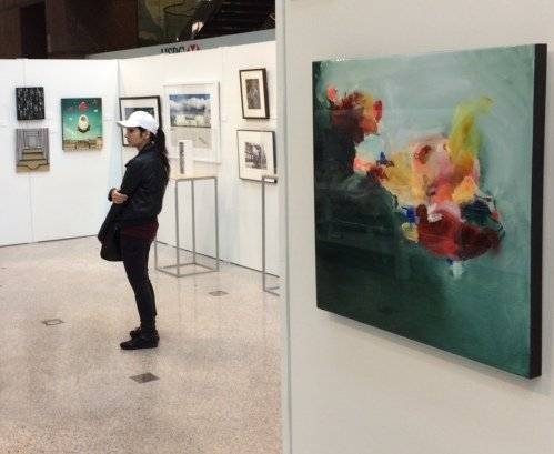 "Pendulum Gallery, ""Splash 2017,"""