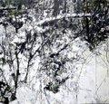 """Gordon Smith, """"Snow #2,"""" 2018"""