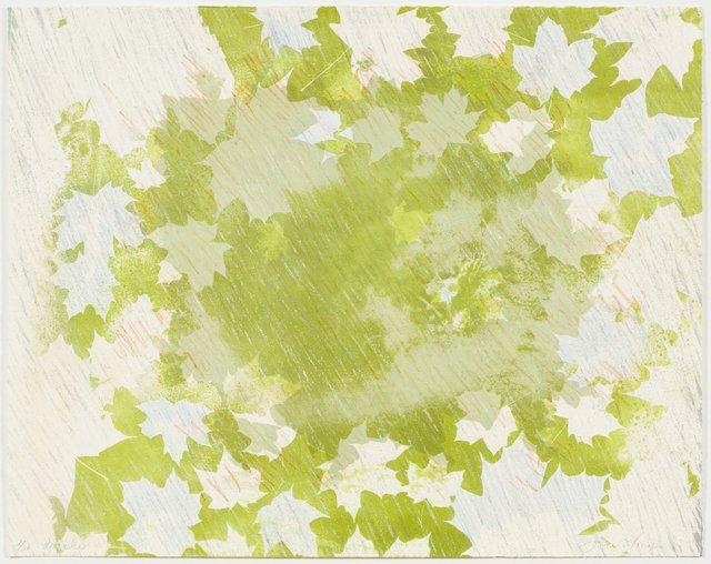 "Anna Wong, ""Maple,"" 1980"