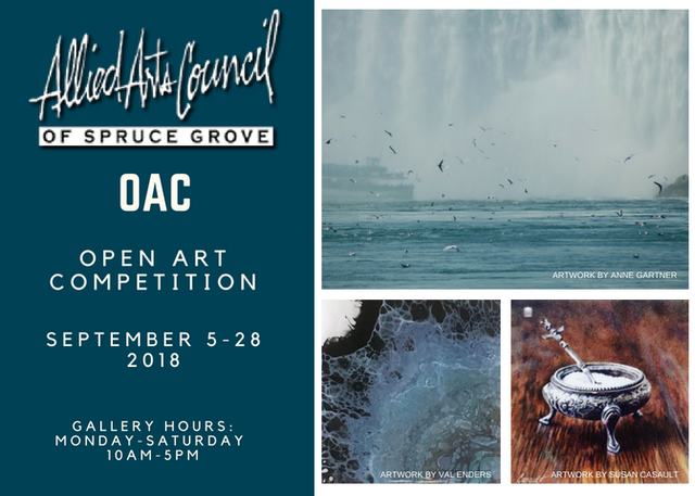 Open Art Competition 2018