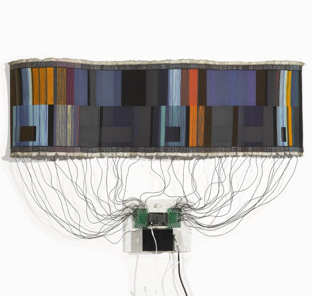 """Maggie Orth, """"100 Electronic Art Years,"""" 2009"""