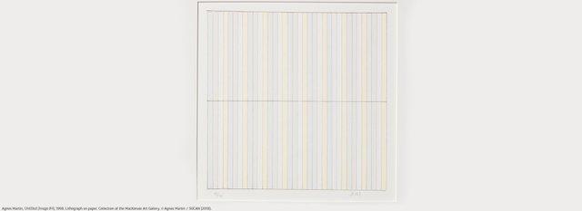 "Anes Martin, ""Untitled (Image #4),"" 1998"