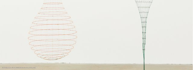 "Sarah Stevenson, ""Vessels,"" 2018"