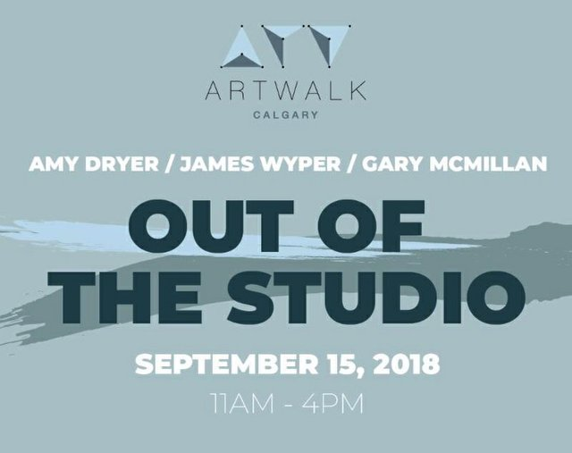 Out of the Studio: ArtWalk 2018 at Masters Gallery