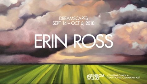 "Erin Ross, ""Dreamscapes,"" 2018"