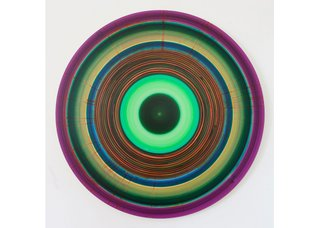 """Ulrich Panzer, """"Untitled (14-41-5), 2014"""
