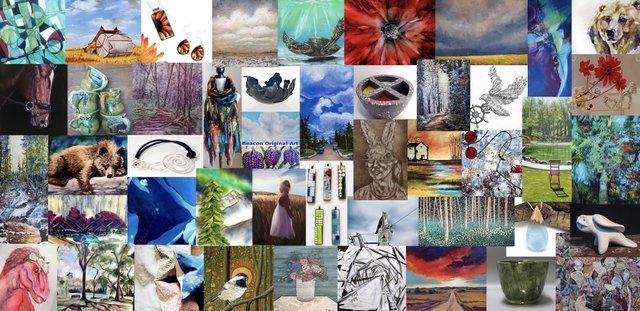 Beacon Original Art Annual Fall Art Exhibition + Sale 2018