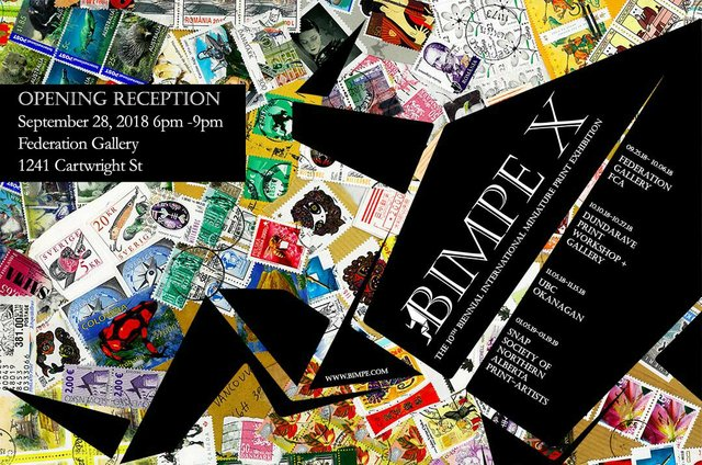 """Federation Gallery, """"BIMPE X,"""" 2018"""