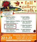 "Lando Gallery, ""Fall Gallery Art Walk,"" 2018"