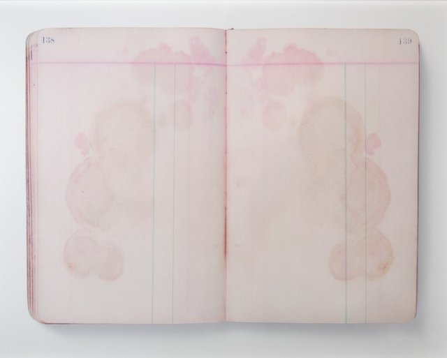 "Arnaud Maggs, ""Contamination 138/139,"" 2007"