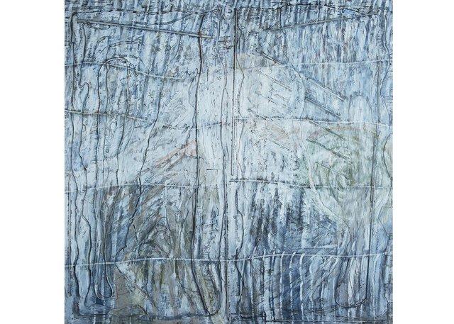 "Arnold Shives, ""Cold Mountain,"" 1993"