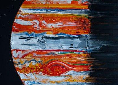"Erik Olson, ""Jupiter,"" 2011"
